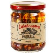 Calabrian Anchovies with Chilli (Alicette al Peperoncino)